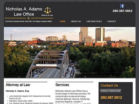 Law Office Website Developer