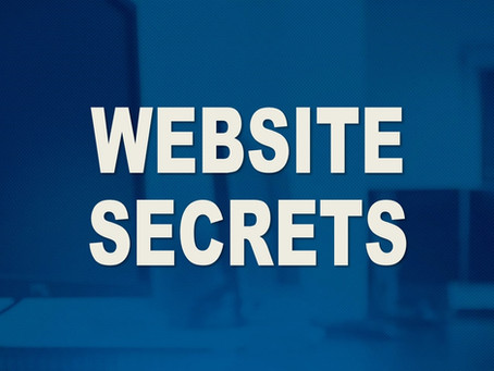 The Secrets to a Successful Website
