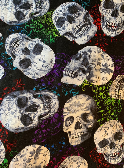 Fantasy Skulls