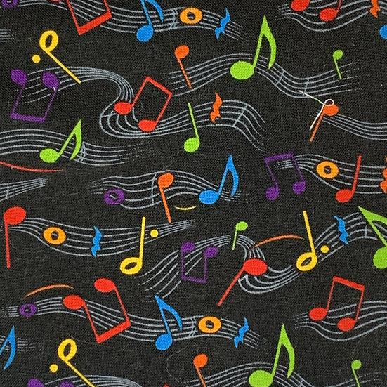 Music Multicolored
