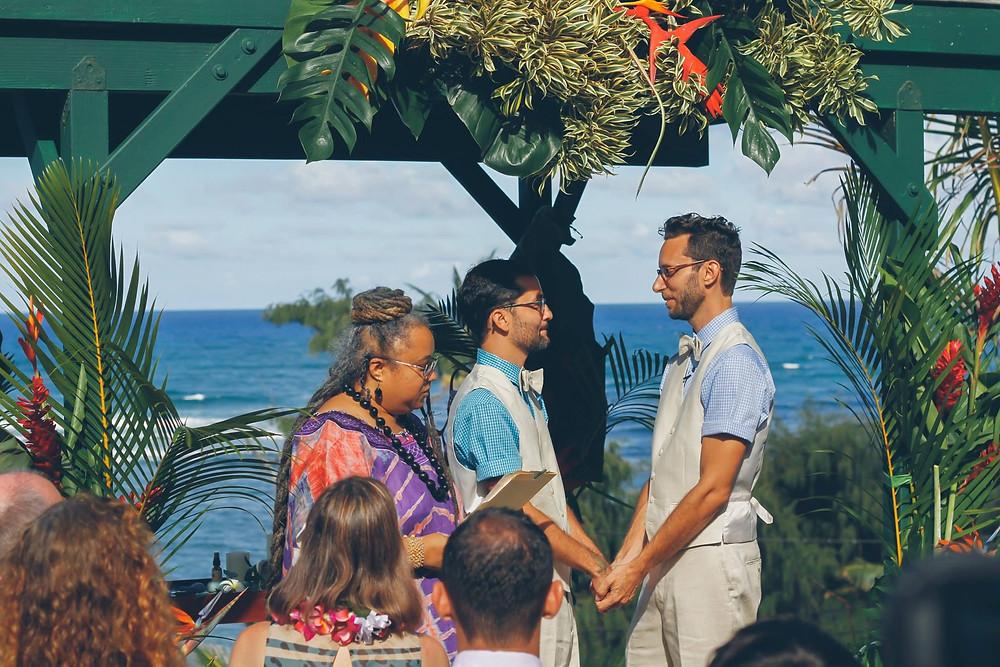 Kauai Same Sex Wedding Photographer Kauai Same Sex Wedding Videographer 5