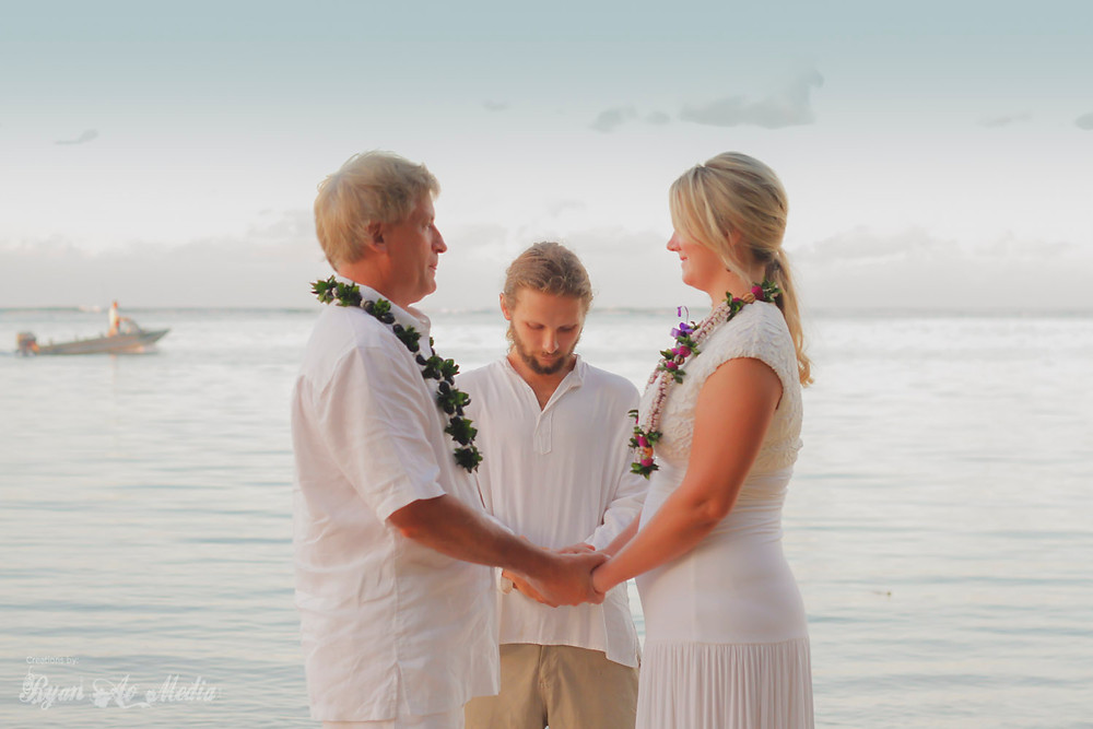Kauai Vow Renewal Photographer Videographer