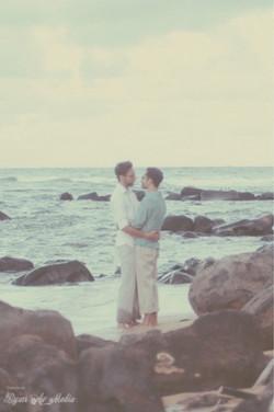 Kauai Same Sex Wedding Photographer 1