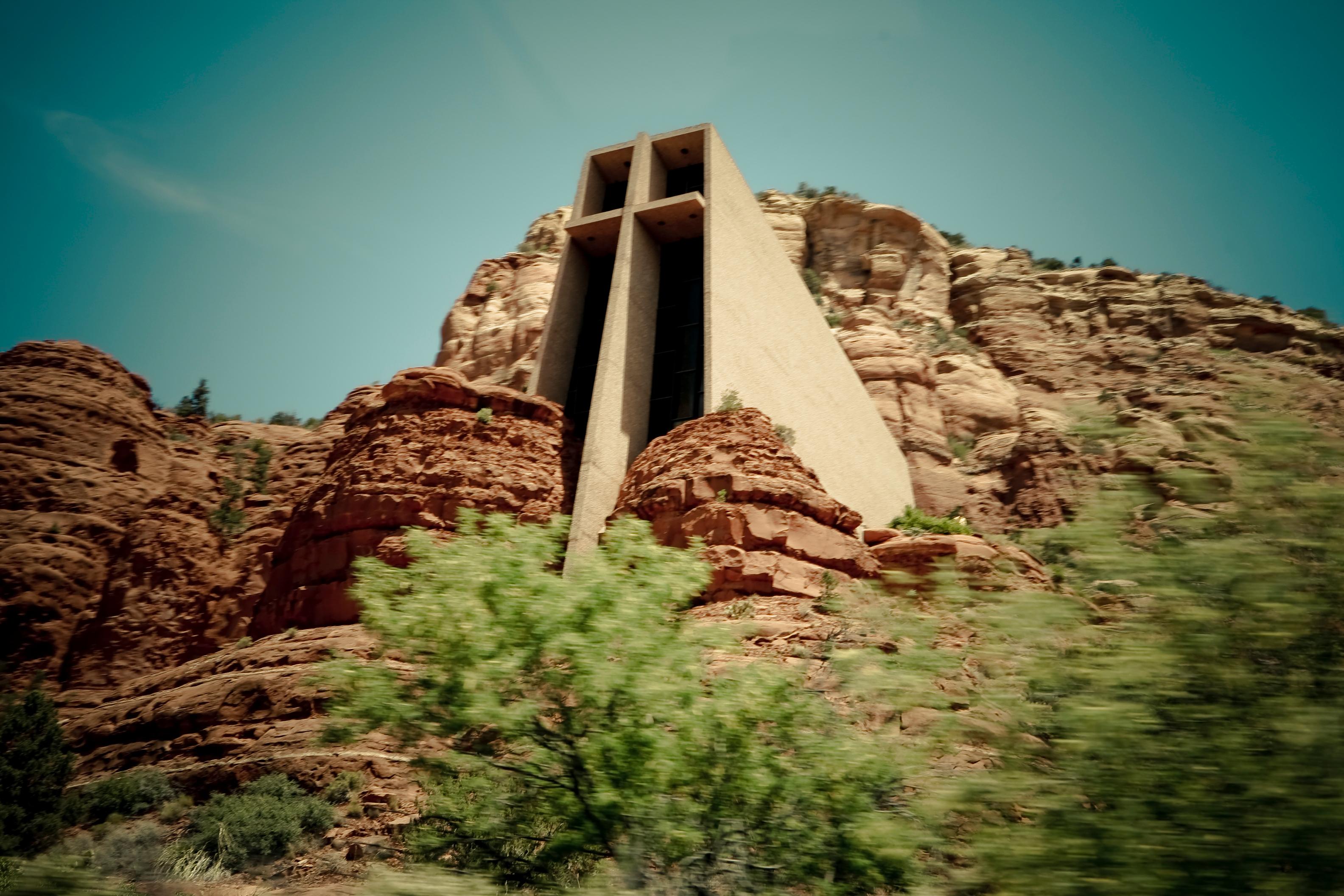 Church In A Rock
