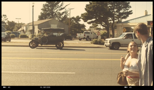 Model T Ford Lincoln City, OR Demi Helenius Music Video AO Productions (Wide Shot)