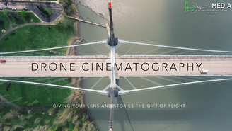 Portland Film Festival 2017 Drone Cinematography Workshop by Ryan Ao Media