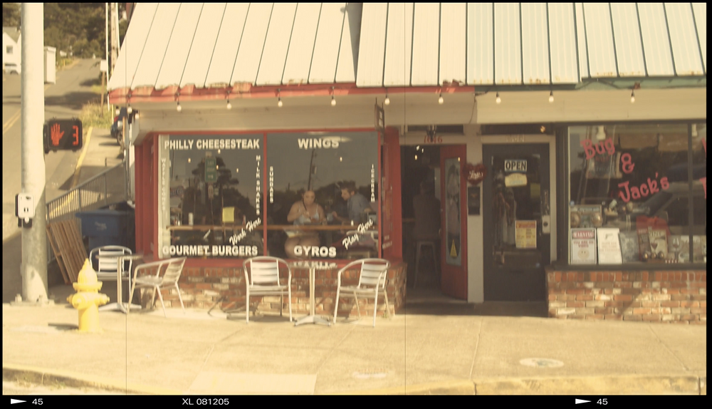 Classic Americana Burger Joint, Lincoln City, OR (wide)