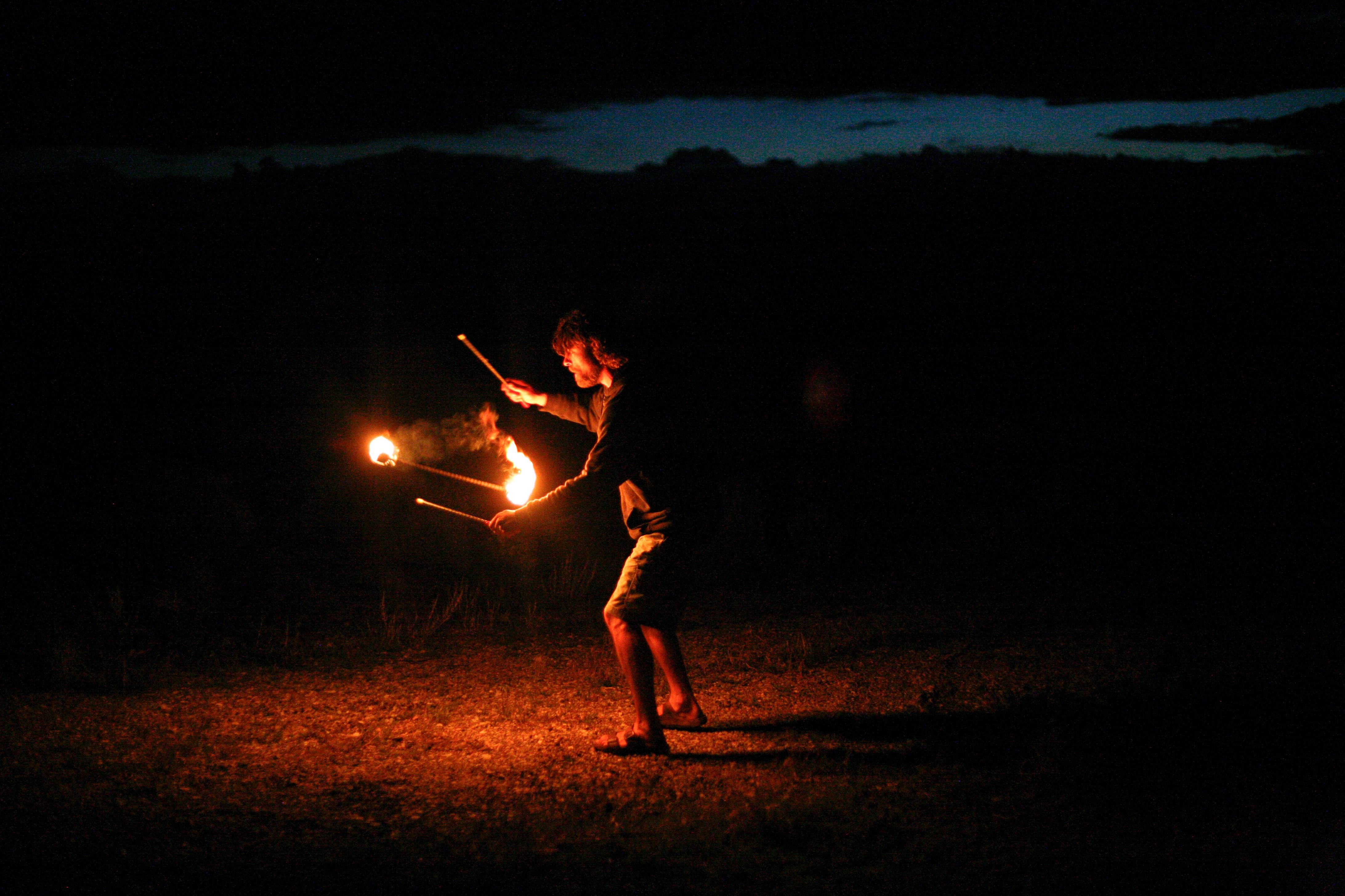 Fire Spin Stix