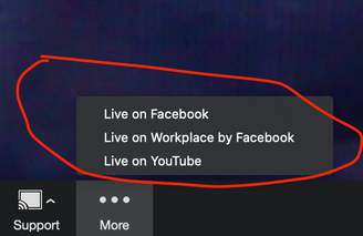 HOW TO USE ZOOM TO FACEBOOK LIVE & YOUTUBE LIVE