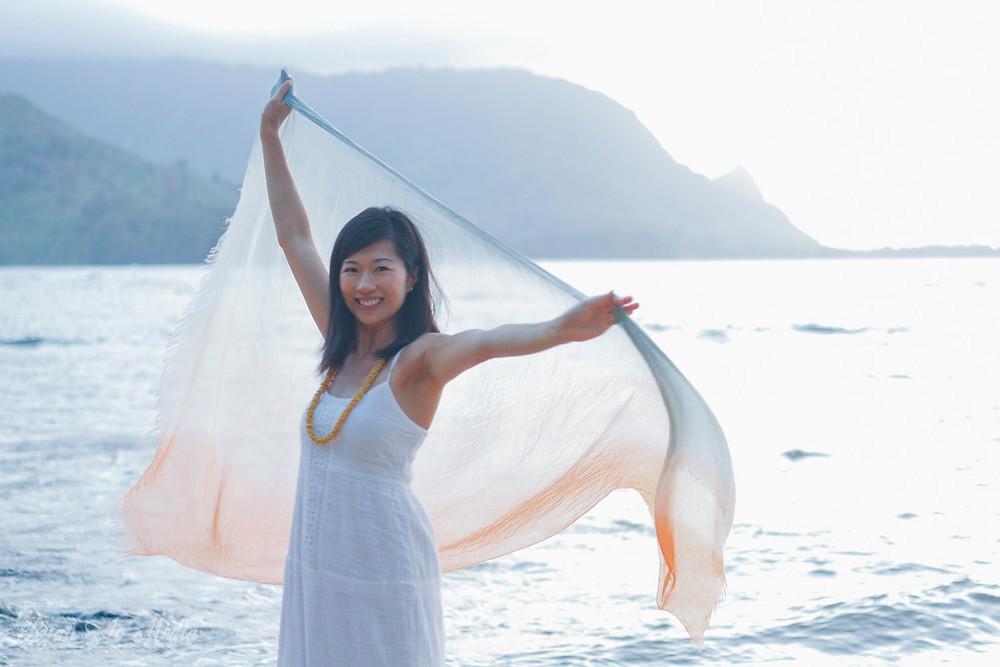 Kauai Family Portrait Photographer props