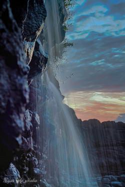 Queens Bath Falls