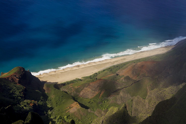 Kalalau Beach, Kauai