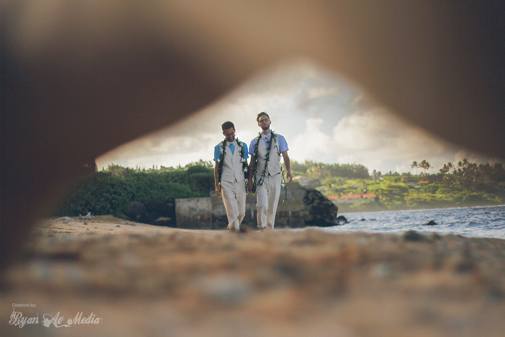 Kauai Same Sex Wedding Photographer Kauai Same Sex Wedding Videographer 14