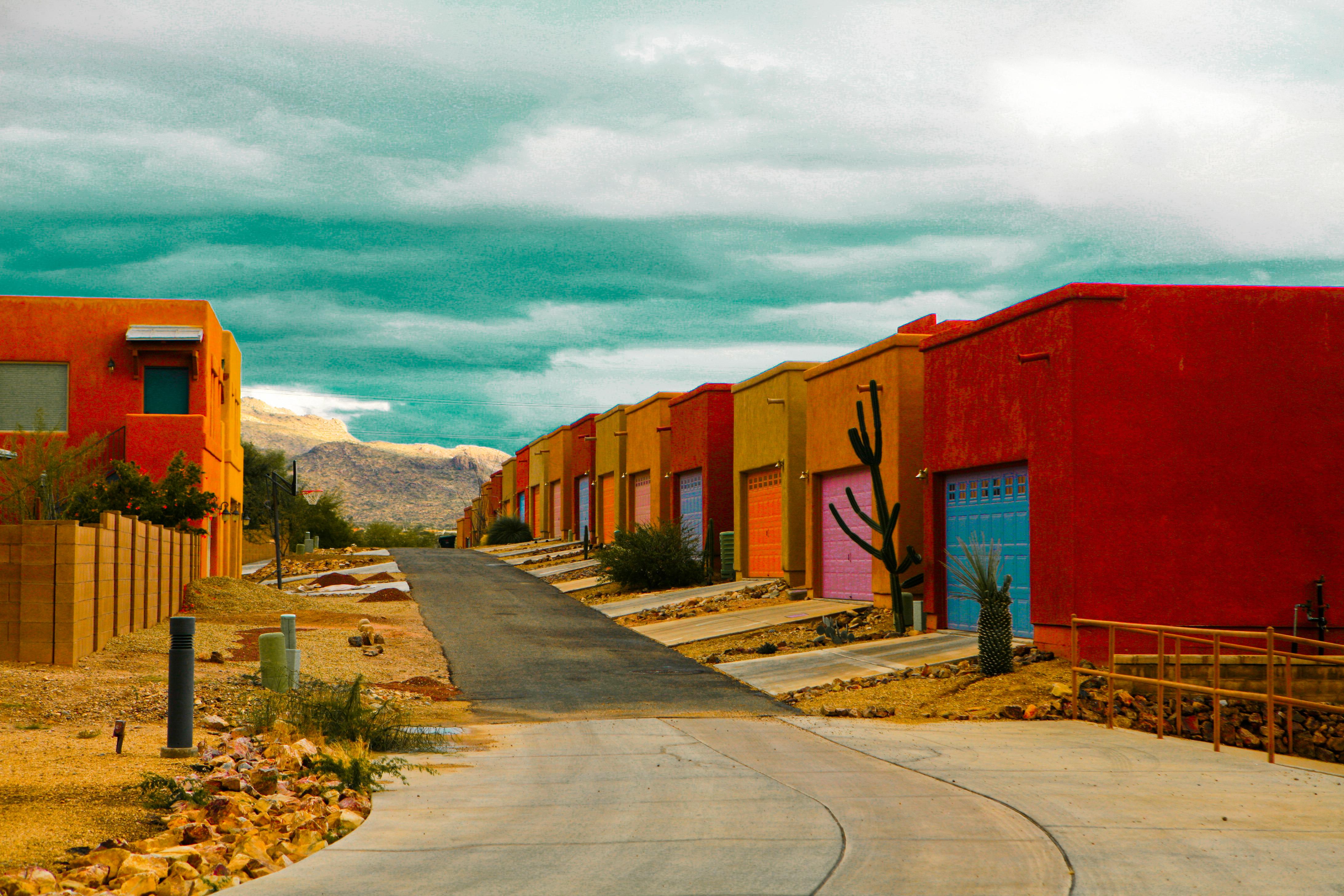 Color Garages