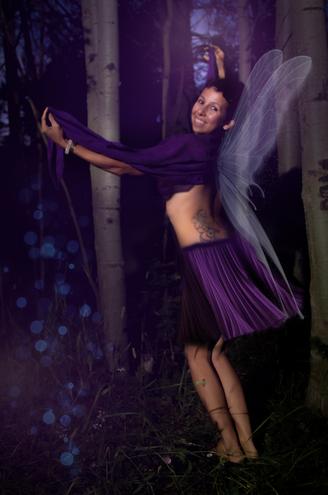 Chantel's Fairy Forest Portraits, Ryan Ao Portland Fantasy Photographer