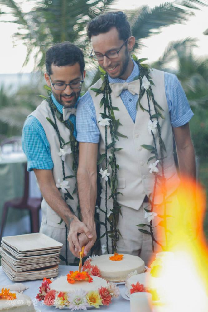 Kauai Same Sex Wedding Photographer Kauai Same Sex Wedding Videographer 17