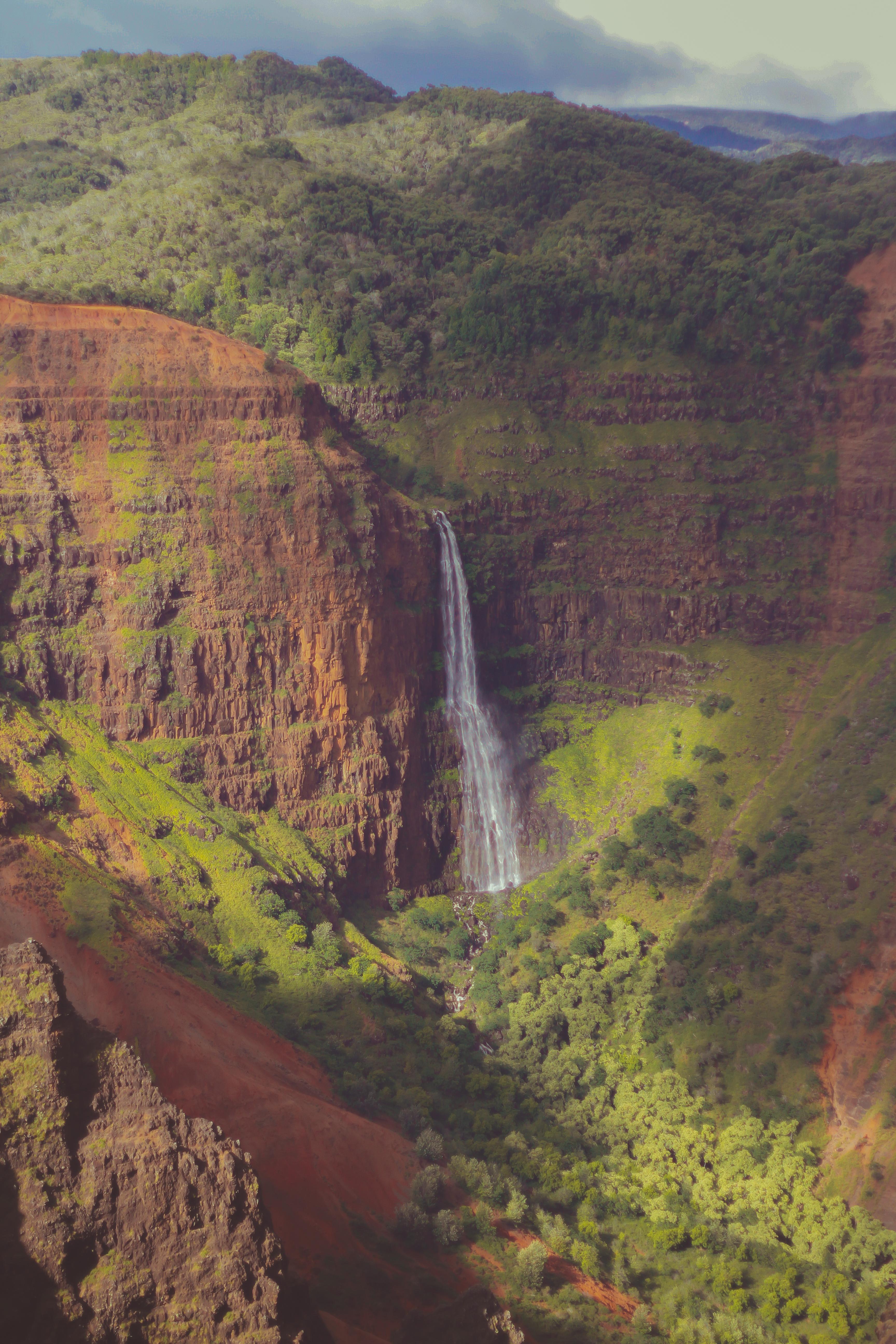 Waipoo Falls, Waimea Canyon
