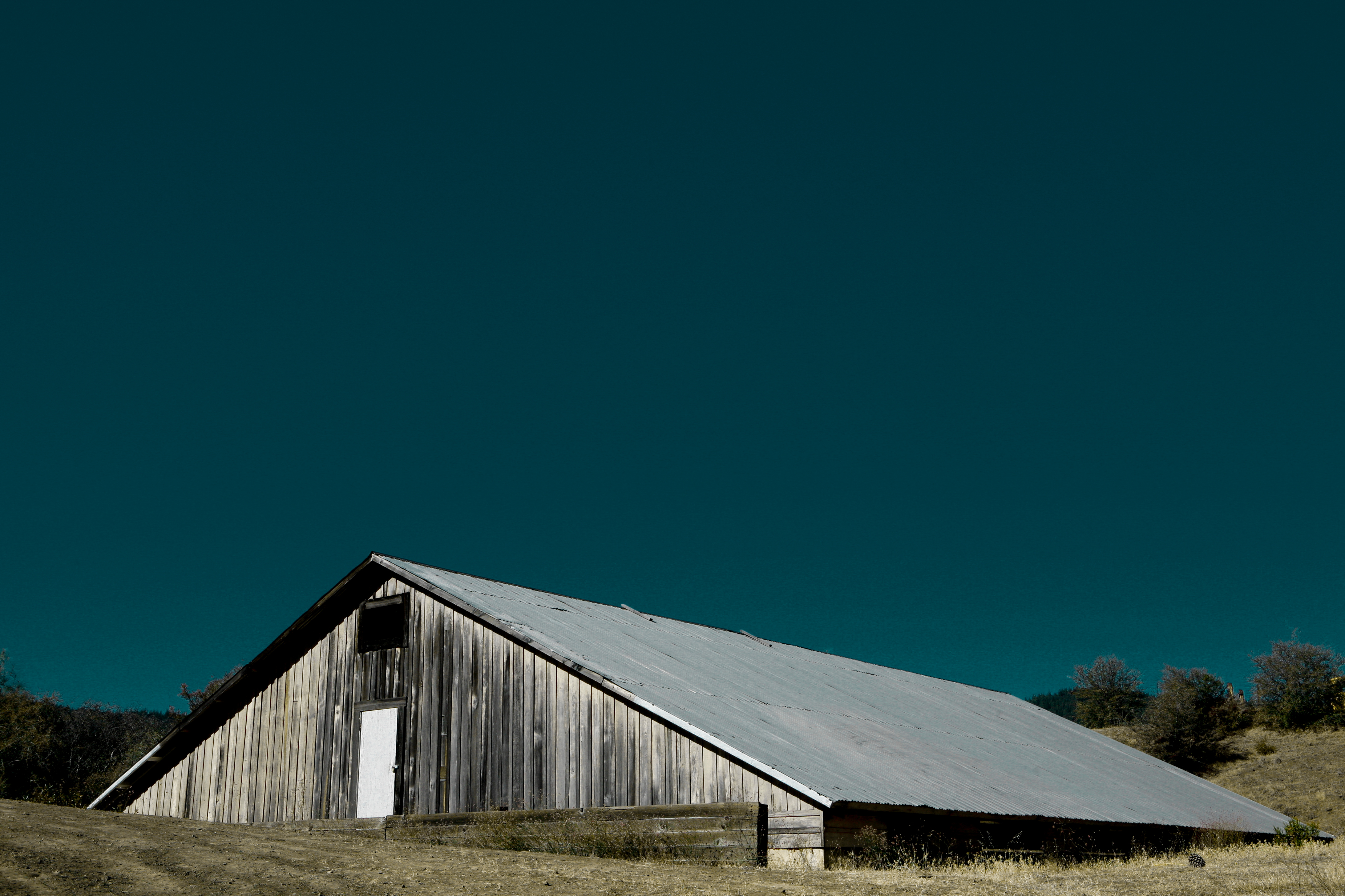Sunken Water Barn