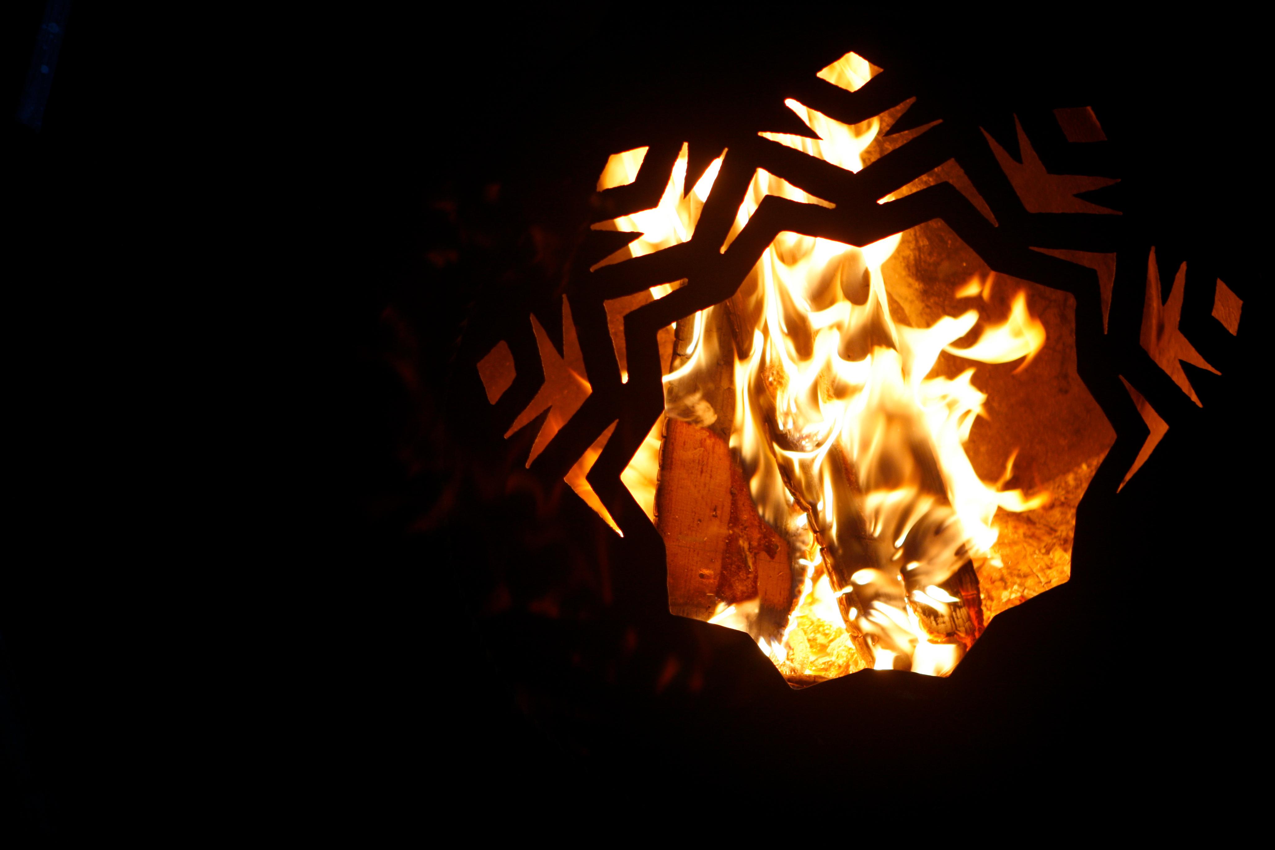 Designer Fire