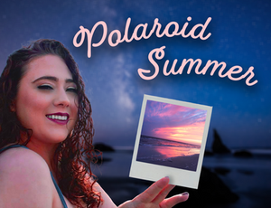 Page 1 Demi Helenius Polaroid Summer Music Video Moodboard Document by Shannon Steed - AO Productions