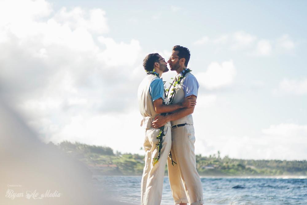Kauai Same Sex Wedding Photographer Kauai Same Sex Wedding Videographer 13