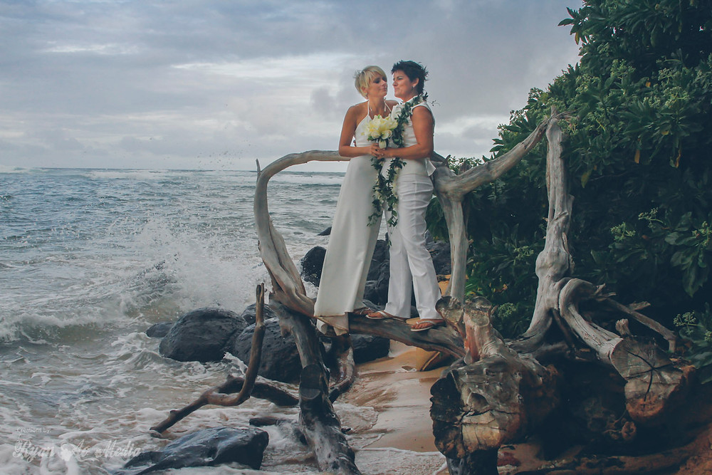 Ryan Ao Kauai Photographer Same Sex Wedding
