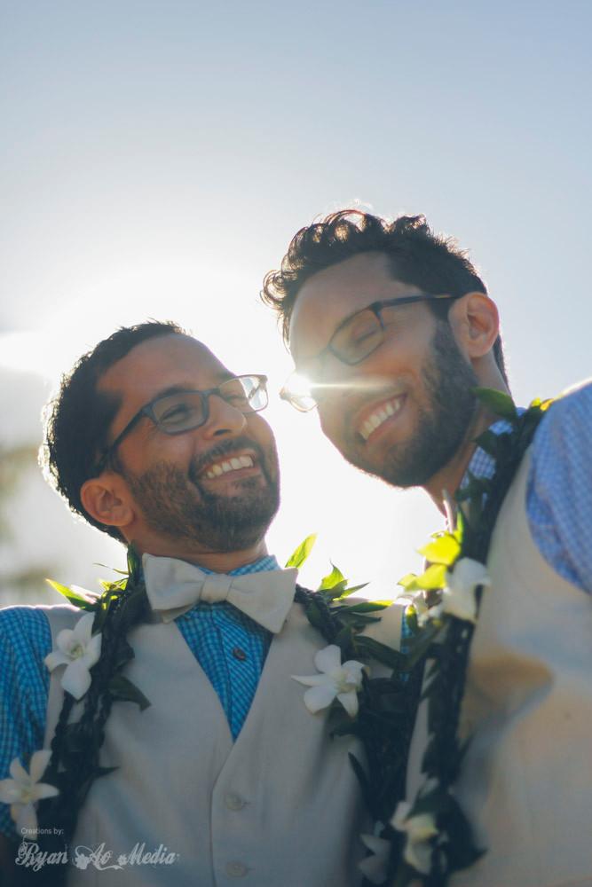 Kauai Same Sex Wedding Photographer Kauai Same Sex Wedding Videographer 12