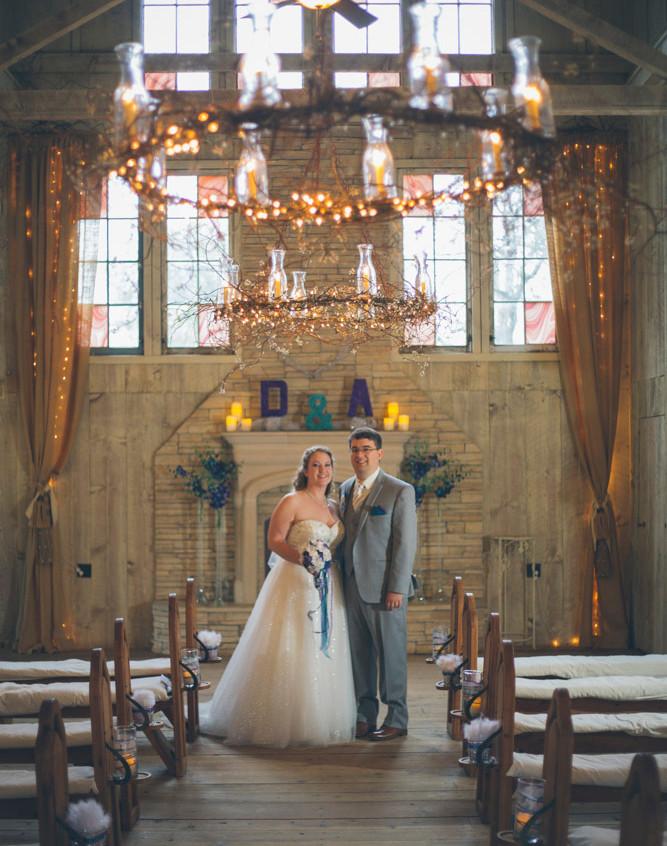 Amy & Doug California Wedding Photos