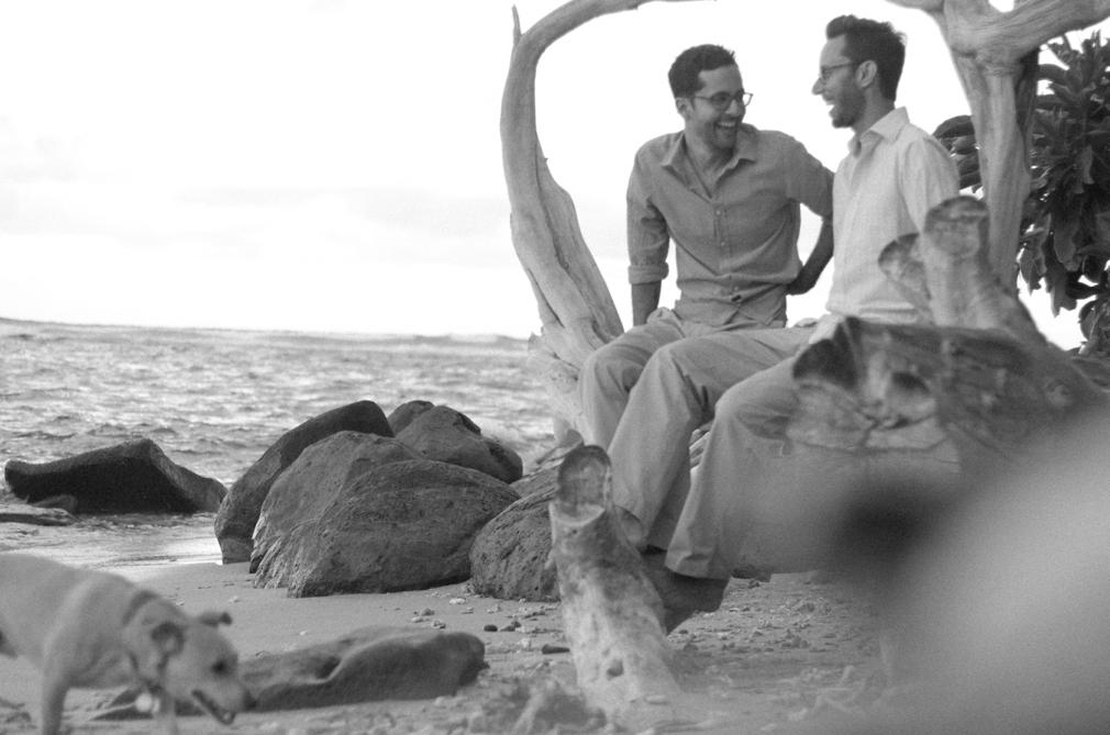 Kauai Photographer same sex
