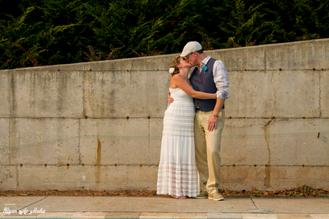 Mystical Day Mansion Wedding, Portland, Oregon, Ryan Ao Media