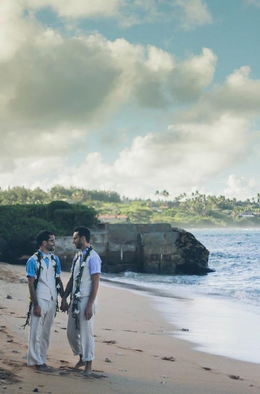 Kauai Same Sex Wedding Photographer Kauai Same Sex Wedding Videographer 0
