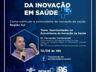 Jornada da Inovação em Saúde
