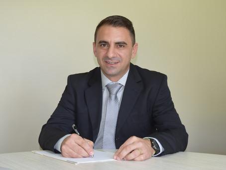 Pesquisador Adeliano Cargnin é o novo chefe-geral da Embrapa Uva e Vinho.