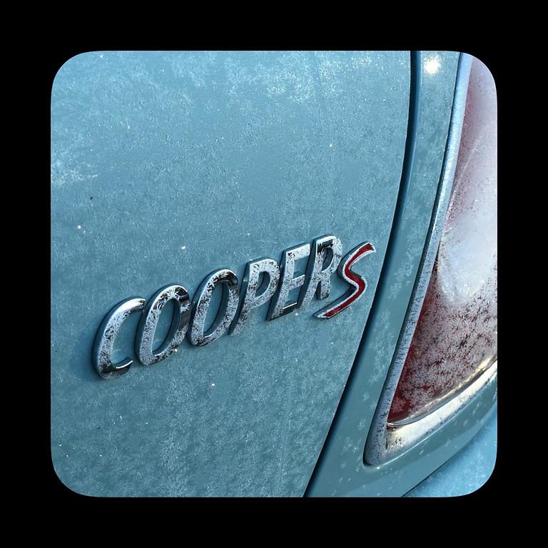 Mini Cooper Drive