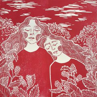 Red Raspberry Women