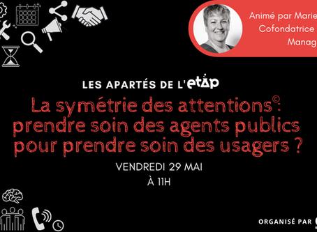 L'aparté de l'ETAP#1: La symétrie des attentions