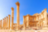 Nymphaeum in the Roman city of Gerasa, p