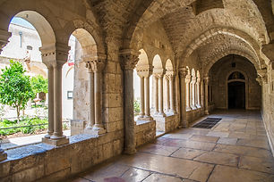 The Church of the Nativity is a basilica