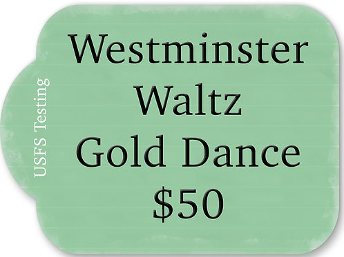 Westminster Waltz
