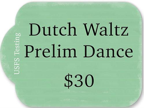 Dutch Waltz