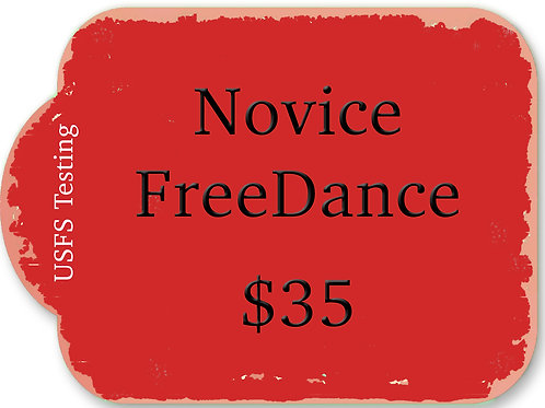 Novice FreeDance