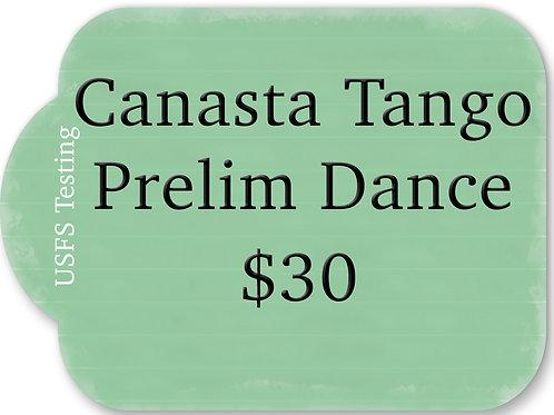 Canasta Tango