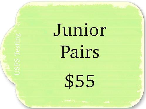 Junior Pairs