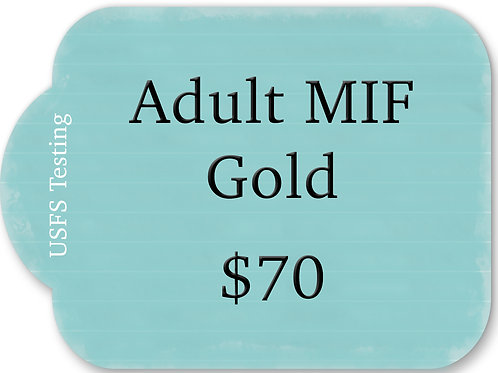 Adult MIF Gold