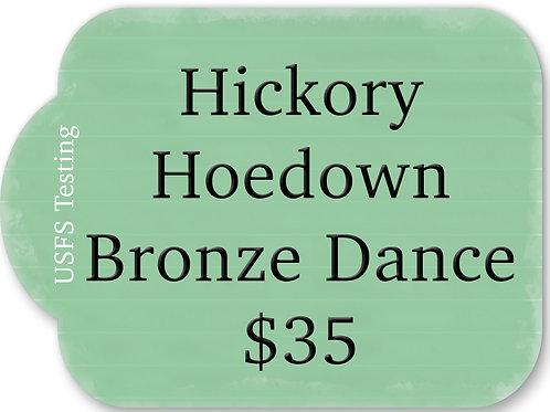 Hickory Hoedown