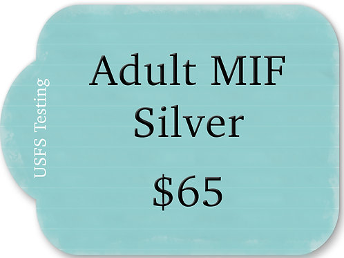 Adult MIF Silver