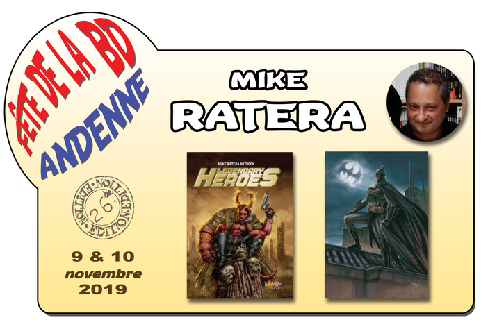 Mike RATERA