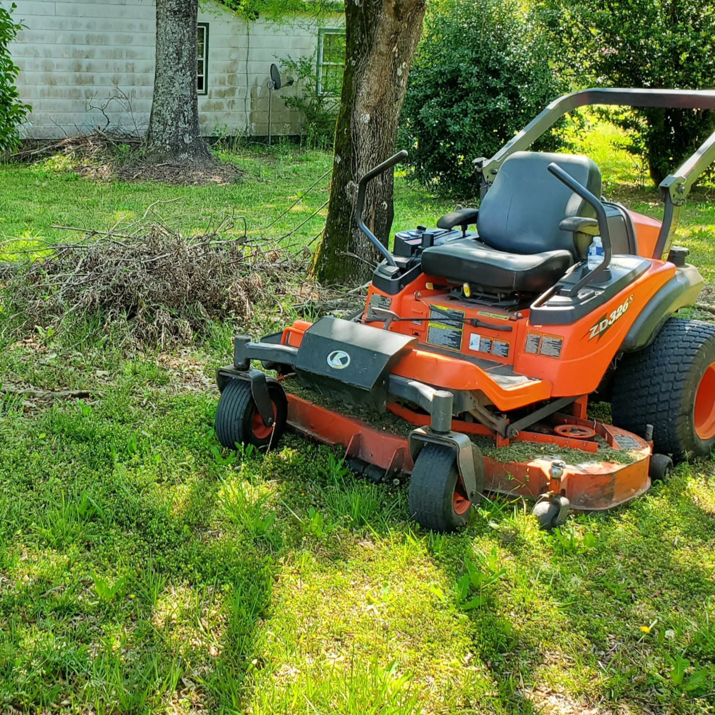 Grass Cutting/Mow