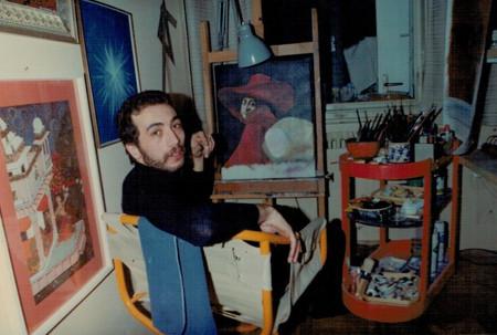 Massimo Rao , il pittore della Luna ( 1950-1996)