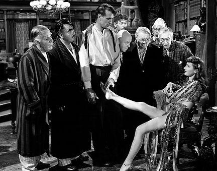 Annex - Stanwyck, Barbara (Ball of Fire)